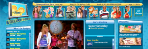 Disney Channel Flash Site