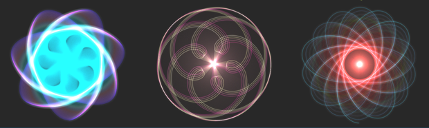 HTML5 Spirograph Experiment