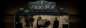 Vex FX Website